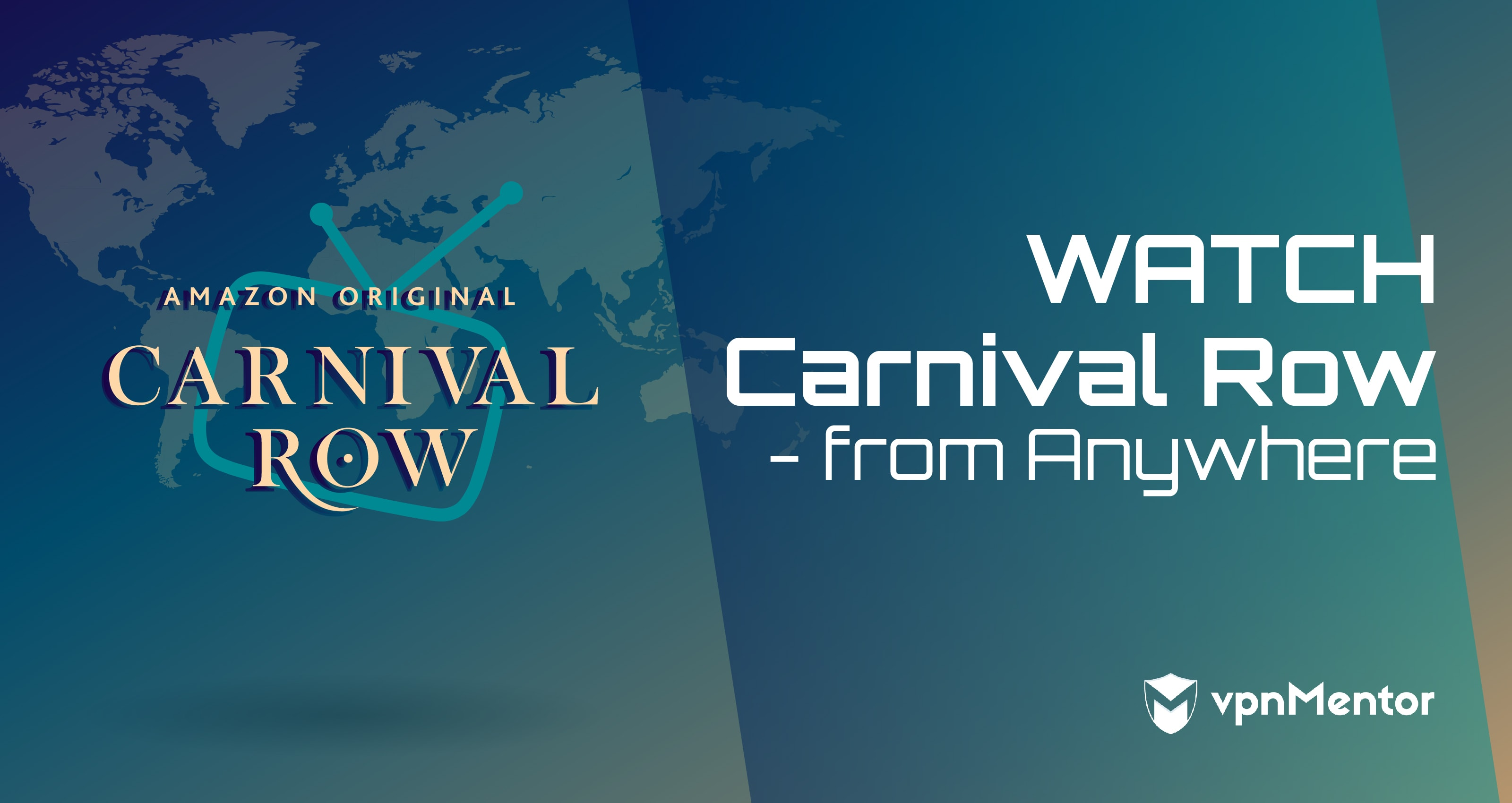 Watch Carnival Row Anywhere