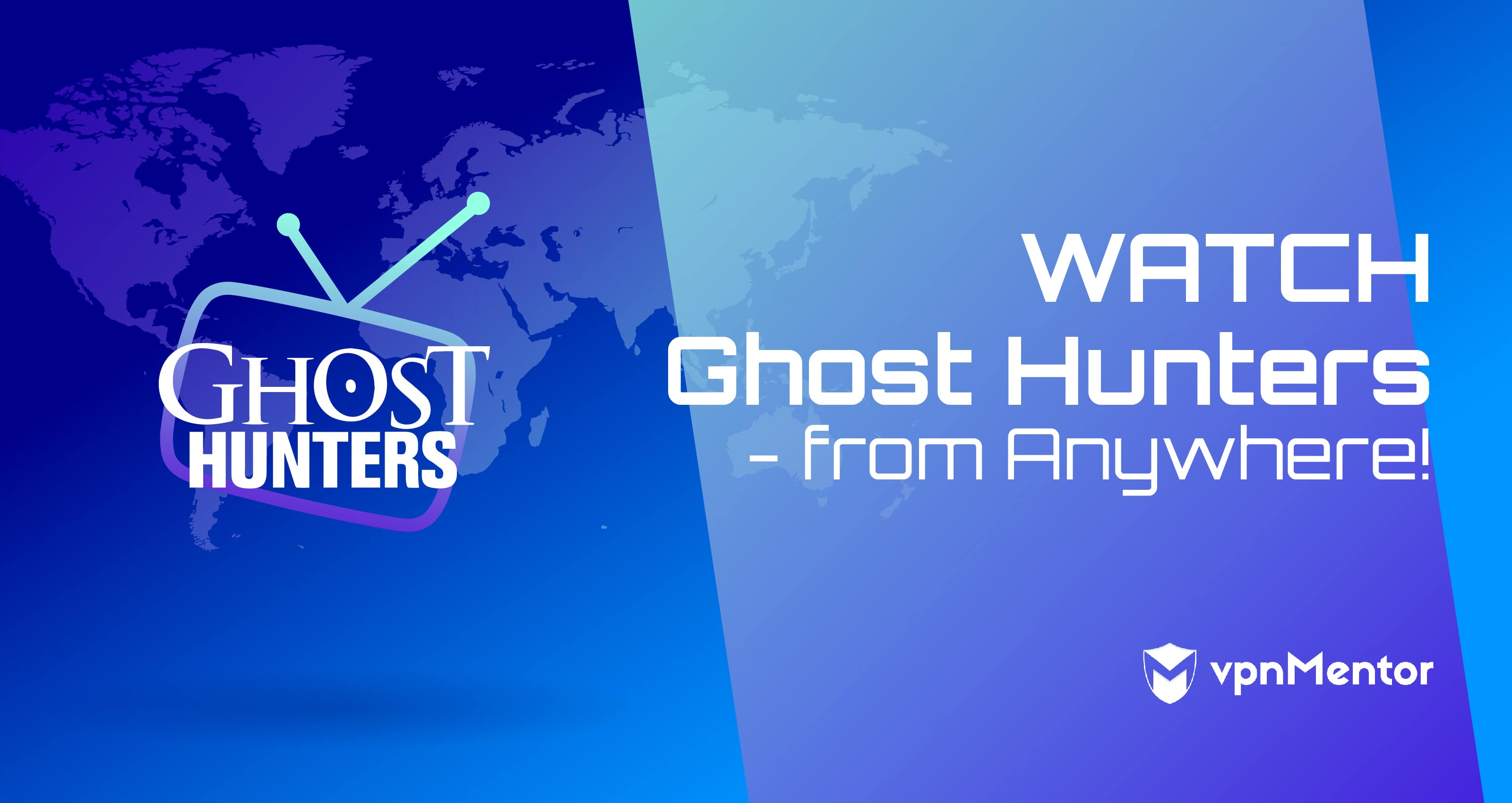 Watch Ghost Hunters Anywhere