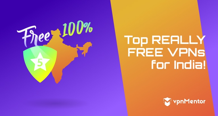 Free VPNs for India