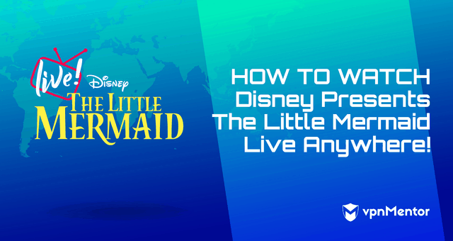 Watch The Little Mermaid Live Anywhere