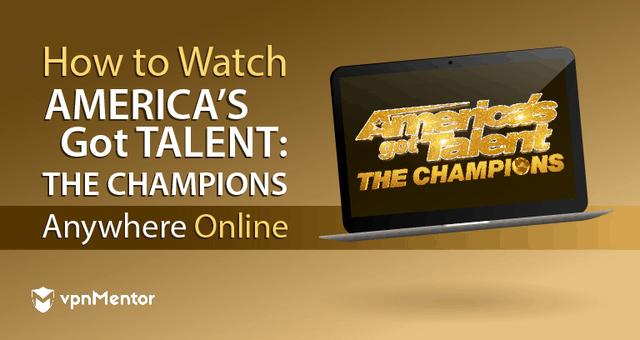 Watch America's Got Talent Anywhere