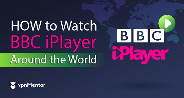 Watch BBC iPlayer Anywhere