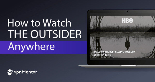 Watch the Outsider Anywhere