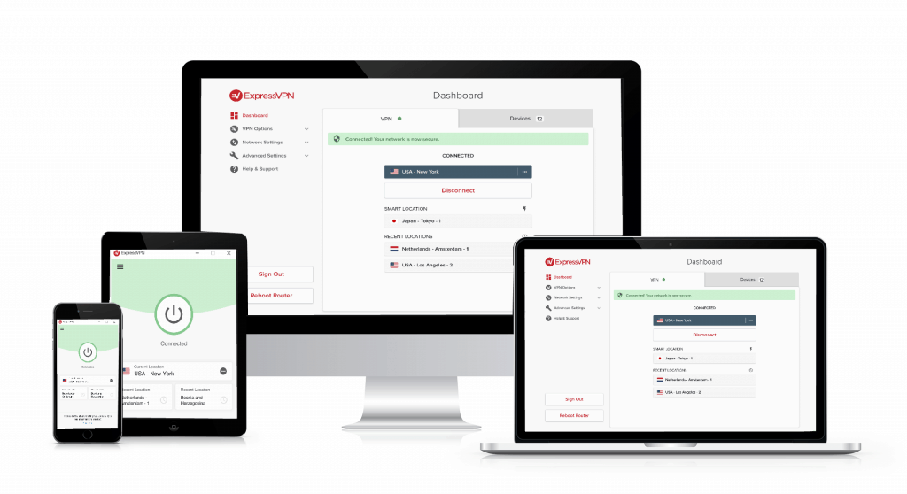 expressvpn devices updated
