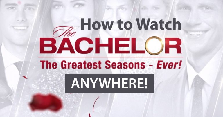 Watch the Bachelor The Best Seasons Ever
