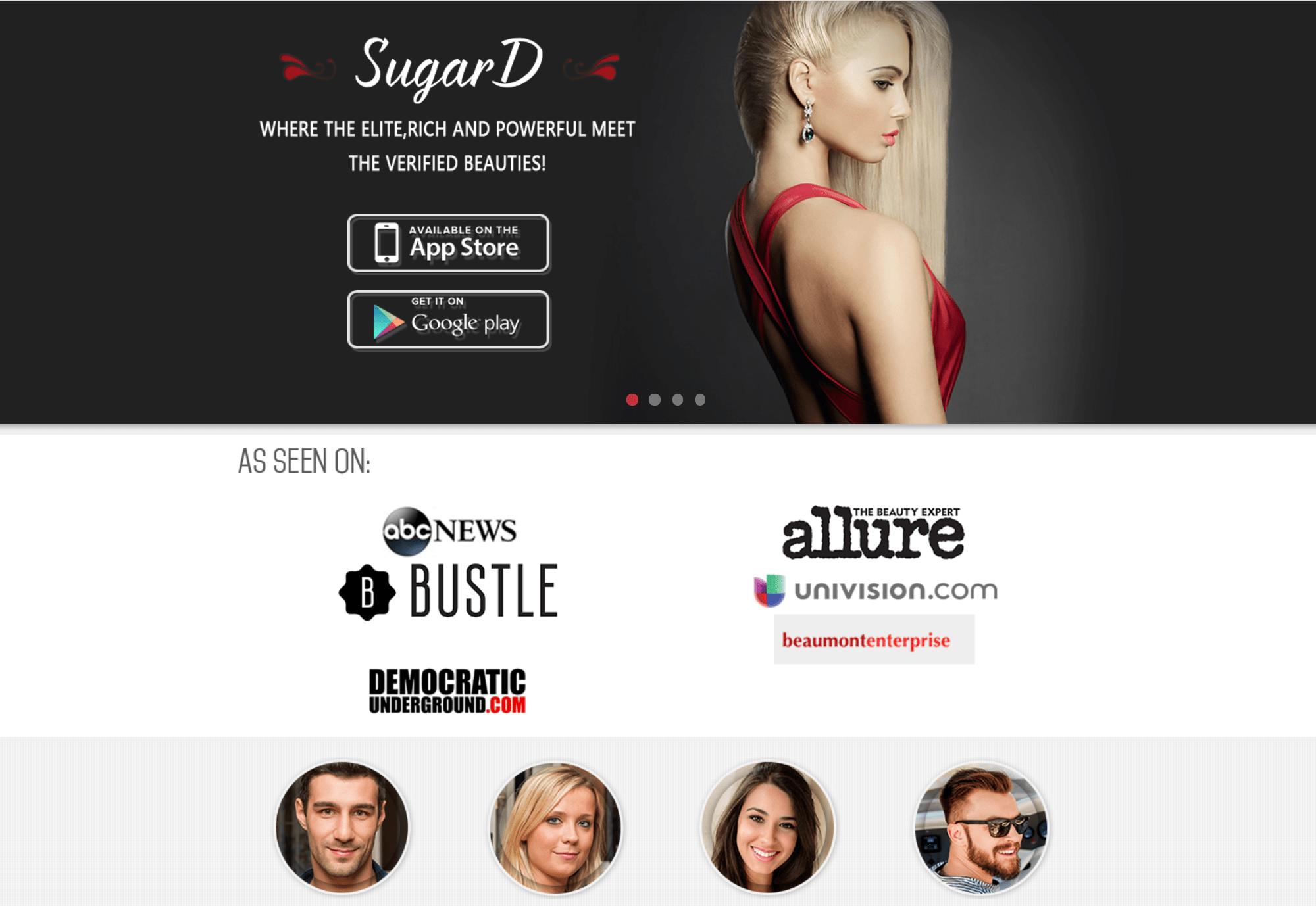 sugar d dating app website