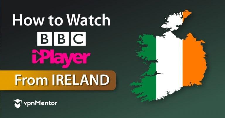 watch bbc iplayer in ireland free