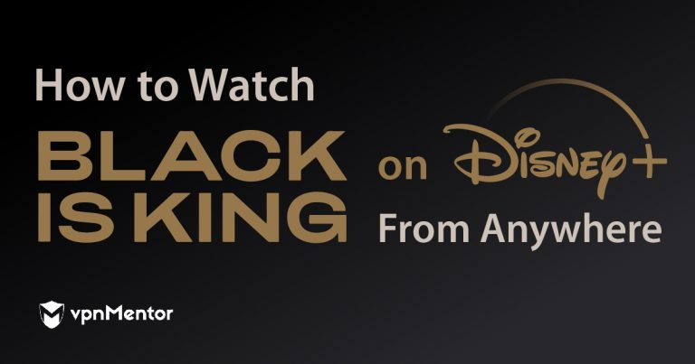 Featured Image how to watch black is king from anywhere.