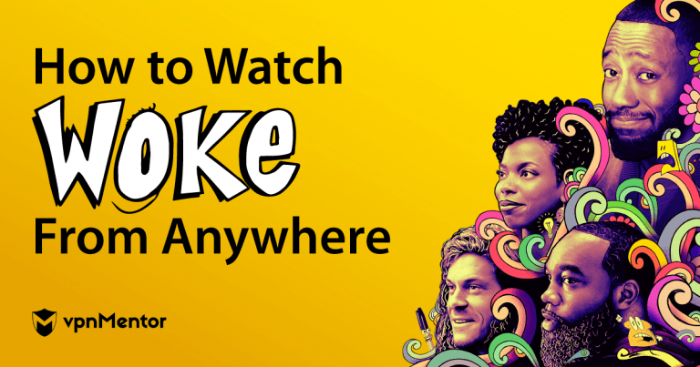 Featured image how to watch woke from anywhere.