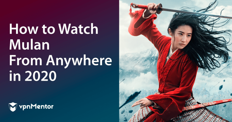 How to watch mulan from anywhere.