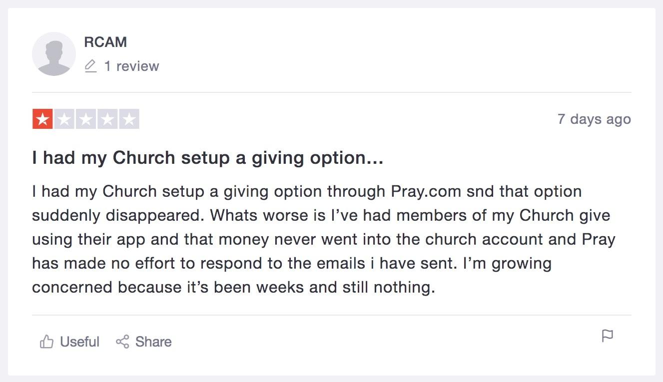 Pray.com Review
