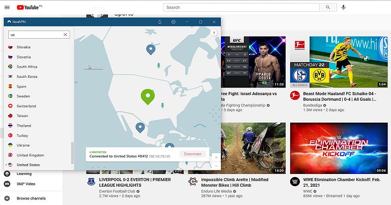 Best VPNs for YouTube