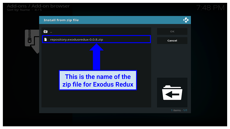 Graphic showing Repository File