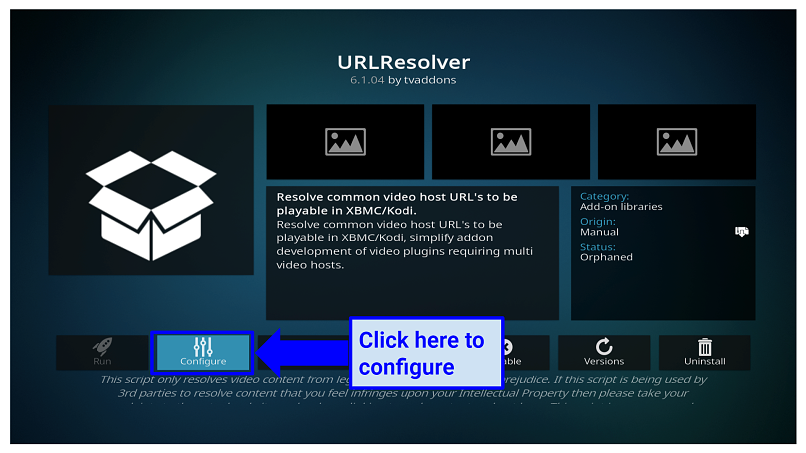 Graphic showing URLResolver